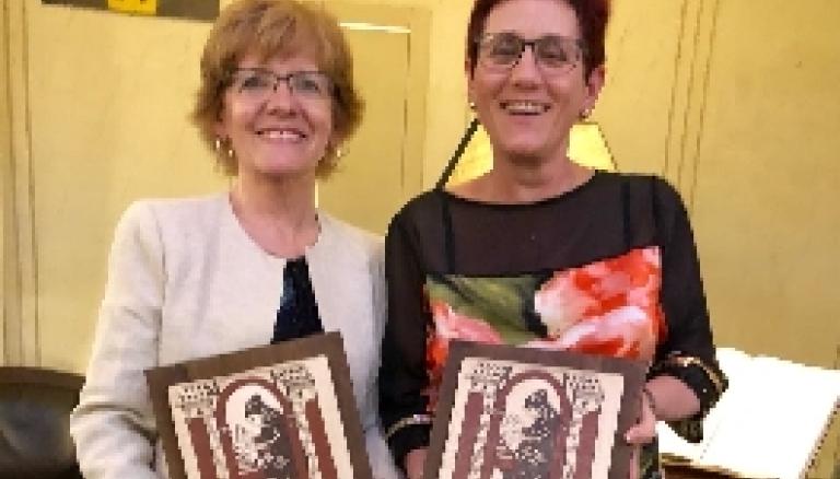 Fina Girbés guanya el Premi Samaruc de Literatura Infantil amb