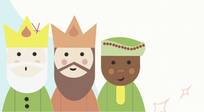 Ja saps què demanaràs als Reis Mags?