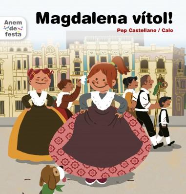 Magdalena vítol!