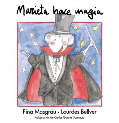 Marieta hace magia