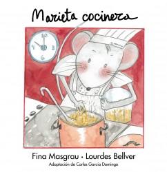 Marieta cocinera (tapa dura)