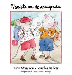 Marieta va de acampada