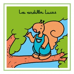 La ardilla Lucas