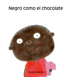 Negro como el chocolate