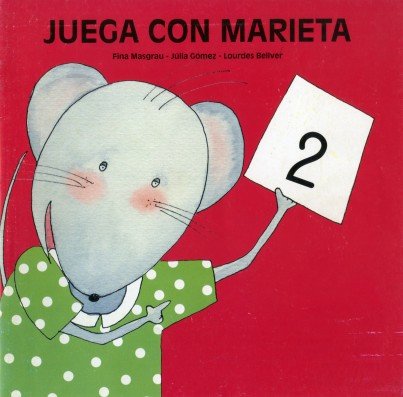 Juega con Marieta 2 (a partir de 4 años)