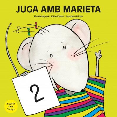 Juga amb Marieta 2 (a partir de 3 anys)