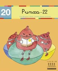 Punxa - 22 (x, tx, ig) (Català oriental)