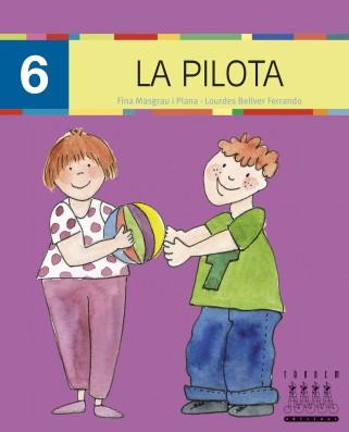 LA PILOTA (T) (EN MAJÚSCULA)