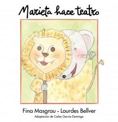 Marieta hace teatro (tapa dura)