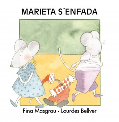 MARIETA S'ENFADA (En majúscula)