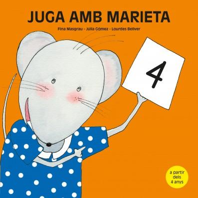 Juga amb Marieta 4 (a partir de 4 anys)