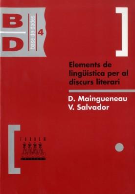 Elements de lingüística per a un discurs literari