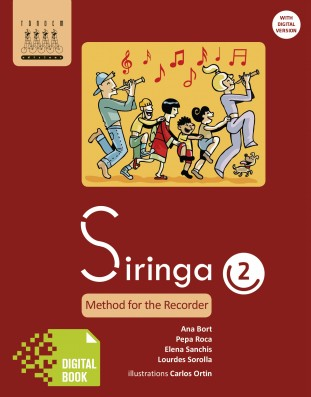 Siringa 2 english (App Digital)