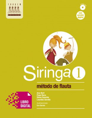 Siringa 1 castellano (ED. ESPAÑA) (App Digital)