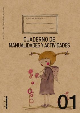 Cuaderno de manualidades y actividades 01