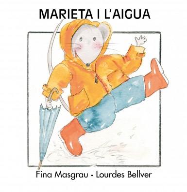 MARIETA I L'AIGUA (En majúscula)
