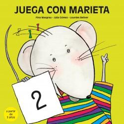 Juega con Marieta 2 (a partir de 3 años)