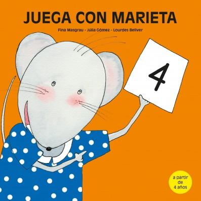 Juega con Marieta 4 (a partir de 4 años)