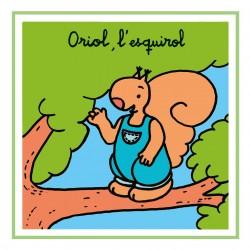 Oriol, l'esquirol