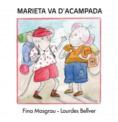 MARIETA VA D'ACAMPADA (En majúscula)