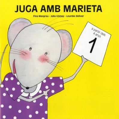 Juga amb Marieta 1 (a partir de 4 anys)