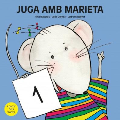 Juga amb Marieta 1 (a partir de 3 anys)